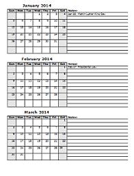 blank quarterly calendar 2015 calendar