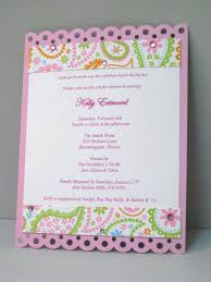 photo baby shower invitations ideas homemade image