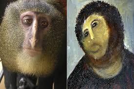 Monkey Jesus Meme - image 404899 potato jesus know your meme