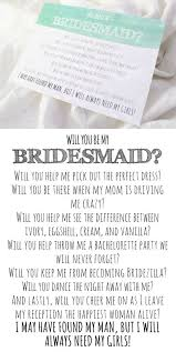 will you be my bridesmaid poems bridesmaid poem wedding tips and inspiration