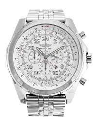 bentley motors speed by breitling breitling bentley motors a22362 watch watchfinder u0026 co