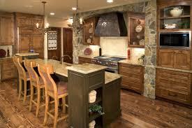 rustic kitchen designs house living room design