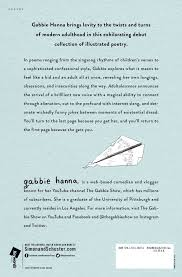 Funny Halloween Poems For Kids Adultolescence Gabbie Hanna 9781501178320 Amazon Com Books