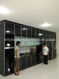 Kitchen Set Aluminium Kitchen Set Aluminium Murah Berkualitas Premium Dan Awet