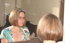 hair under ears cut hair ear length bob cut hairstyle worn glasses absolutely cool medium