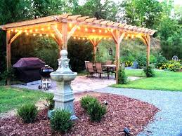 Patio String Lights Ideas by Outside String Lights For Patio U2013 Amandaharper