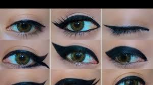 tutorial alis mata untuk wajah bulat 5 tips memakai eyeliner yang sesuai dengan bentuk mata beauty