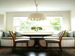 breakfast nook table with bench breakfast nook table kitchen space saving corner enchanting