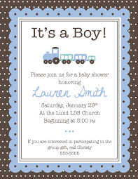 baby shower invitation for boy theruntime com