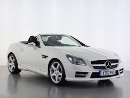 used mercedes benz slk cars for sale motors co uk