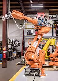 abb irb 2600 irc5 welding robot