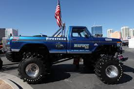 bigfoot the original monster truck sports car guy speaks 2010