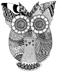 coloring pages for grown ups 13 best coloring pages for grown ups owls images on pinterest