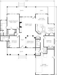 Southern Living Floorplans Forestdale Sullivan Design Company Southern Living House Plans