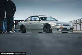 custom nissan 240sx s14 2015 nissan silvia s14 neil thompson by paddy mcgrath 1 speedhunters