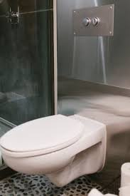 Modern Bathroom Toilets by Tour Around My Home Bathrooms Mudroom And More Details See