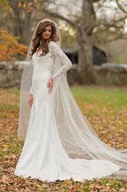 backless 2016 mermaid wedding dresses trumpet v neck lace sheer