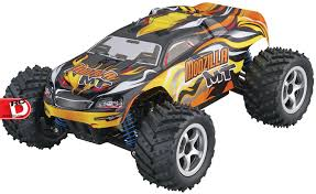 nitro monster truck revell modzilla mt 1 18 electric rtr