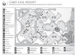 san jose cabo map hotels los cabos resort cabo azul resort