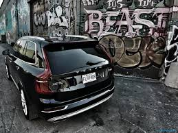 100 volvo suv the volvo xc90 is durable luxurious and full