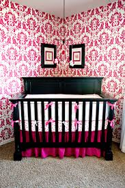 caroline s bold girly nursery styleberry blog caroline s bold girly nursery