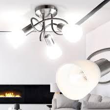 Schlafzimmer Lampe Modern Lampen Wohnzimmer Modern Liebenswürdig Auf Ideen Plus Deckenleuchten 9