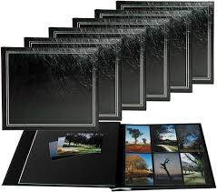 photo album with adhesive pages 6 x ncl jumbo photo albums deal