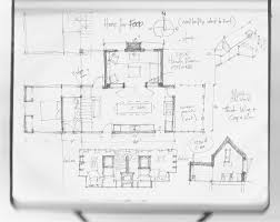 floor plans for a small house a house for slow living robert swinburne vermont architect