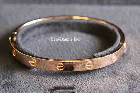 love bracelet gold plated images Cartier 2 tone love bracelet alert bracelet jpg
