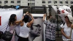 Argentina inicia maior julgamento de 'guerra suja' da ditadura militar ...