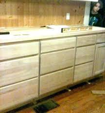 unfinished wood kitchen cabinets unfinished wood kitchen cabinets carlislerccar club regarding