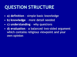 theme question definition question structure a definition simple basic knowledge ppt