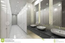 modern washroom and toilets stock photo image 50680137