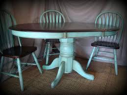kitchen table refinishing ideas best 25 turquoise kitchen tables ideas on distressed
