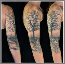 17 best tree sleeve tattoos for images on tree