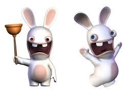 8 rabbids images rabbits rave cartoon