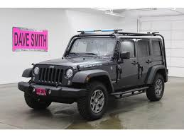 grey jeep rubicon used 2017 jeep wrangler unlimited for sale coeur d u0027alene 76096xa