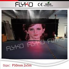 led effect light nightclub projector play led screen