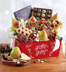 christmas gift basket ideas christmas gift baskets towers food gifts harry david