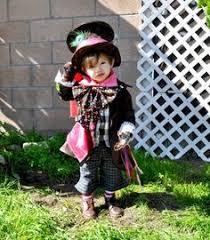mad hatter costume alice in wonderland inspired boys kids children