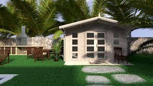 Granny Cottage by Crete Granny Flat Australian Summerhouse