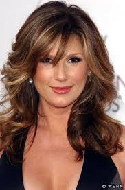 medium length hairstyles for women over 40 with bangs medium length hairstyles for women over 40 with bangs latest