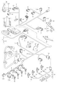 2009 volkswagen eos south africa market electrics wiring set for