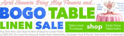 bright settings table linen rental bright settings april 3 april showers bogo blog the bright ideas blog