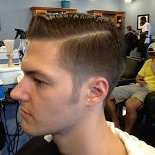 haircut that add height men s haircut this haircut was done with a number two blade