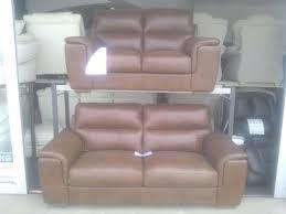 3 Seater And 2 Seater Sofa New Trend Greta 3 Seater Sofa Hellesdon Leather U0026 Cloth
