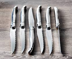 laguiole kitchen knives laguiole steak knives stokes stores