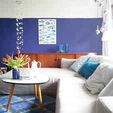 Wohnzimmer Dekoration Idee Wohnzimmer Dekorieren Braun Attraktiv Wohnzimmer Braun Und Blau