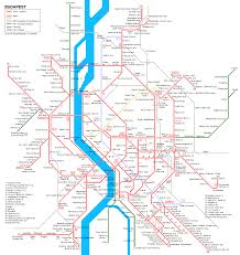 Munich Subway Map by Budapest Subway Map For Download Metro In Budapest High