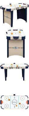 harvil 5 foot air hockey table with electronic scoring air hockey 36275 hockey table for kids indoor sports 54 nhl